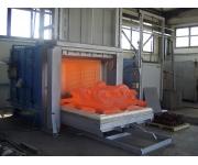 Forni industriali Pagnotta Termomeccanica Usato