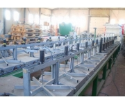 Linee di lavorazione Costruzioni Meccaniche Mannara Luciano Usato