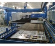 Impianti taglio laser finn power Usato