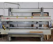 lavorazione legno italpresse Usato