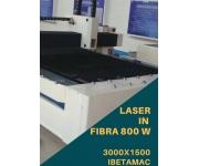 Impianti taglio laser IBETAMAC Nuovo