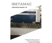 Presse IBETAMAC Nuovo