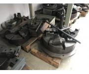 Mandrini / Elettromandrini mandrini autocentranti manuali e piattaforme usate Usato