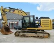 Movimento terra Escavatore Caterpillar Usato