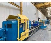 Torni a CN/CNC Wohlenberg Usato
