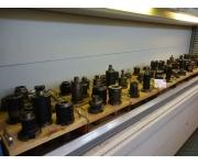 Altre macchine Set of 80 Tapers Usato