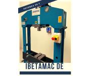 Presse oleod./idrauliche IBETAMAC Nuovo