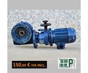 Motori elettrici Motovarioriduttore con motore ICME e varioriduttore VARVEL Usato