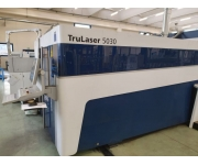 Impianti taglio laser Trhumpf Usato