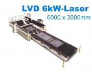 Impianti taglio laser lvd Usato