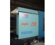 Lavorazione plastica NPM NUOVA PLASTIC METAL Usato