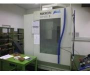 Fresatrici verticali mikron Usato