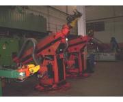 Robot industriali bisiach e carru' Usato
