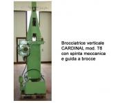 Brocciatrici cardinal Usato