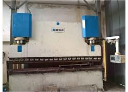 Vendita presse piegatrici cnchap gecko usato for Vendita presse usate