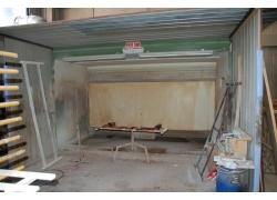 Plafoniere Industriali Usate : Vendita lavorazione legno usato