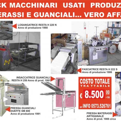 Dueffe Materassi.Industriale Srl Varie